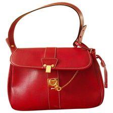 9be44b2d4e LANCEL Elsa Sellier leather handbag   Bags   Bags, Leather handbags ...