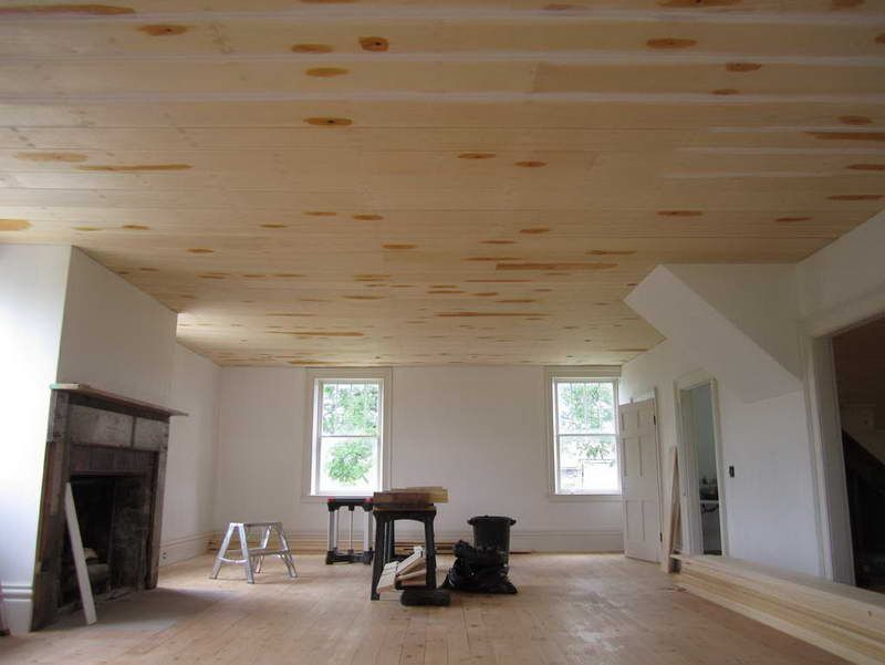 BasementBasement Ceiling Options With Fireplace Stoves Basement And How To Choose The Best One