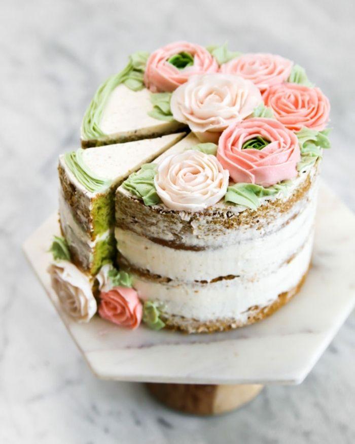 1001 + Ideen für eine hübsche Torte zum 1. Geburtstag in ...