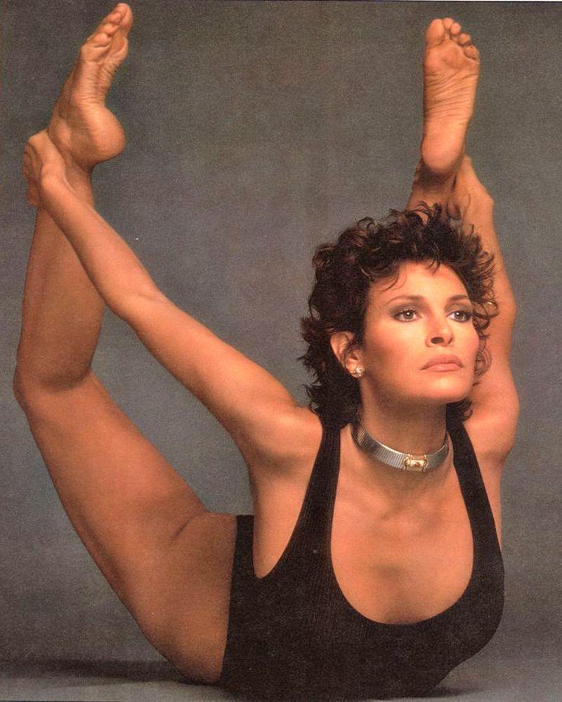 Scaravelli Yoga Raquel Welch Rachel Welch Celebrities