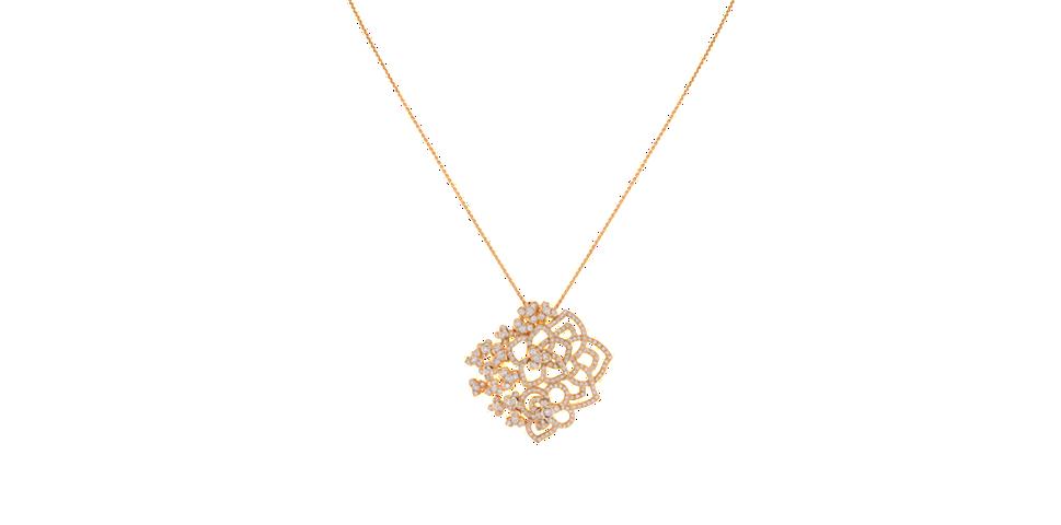 Hortensia pendant
