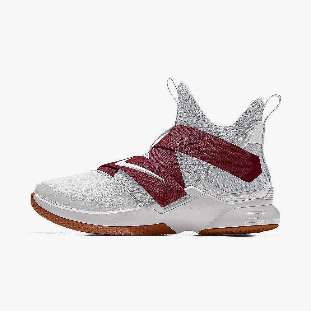 Lebron Soldier Xii Id Basketball Shoe Nike Com Basketball Shoes Shoes Puma Fierce Sneaker
