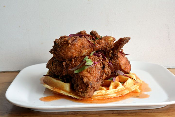 Best Chicken And Waffles In Toronto Toronto Foodies Pinterest