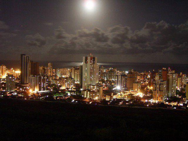 At night - João Pessoa, Paraíba, Brasil