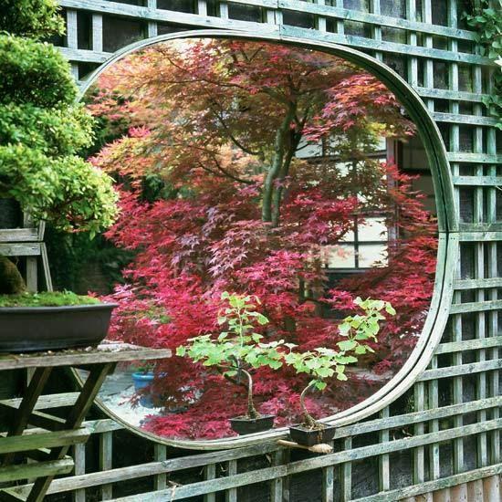 Asian Garden Trellis