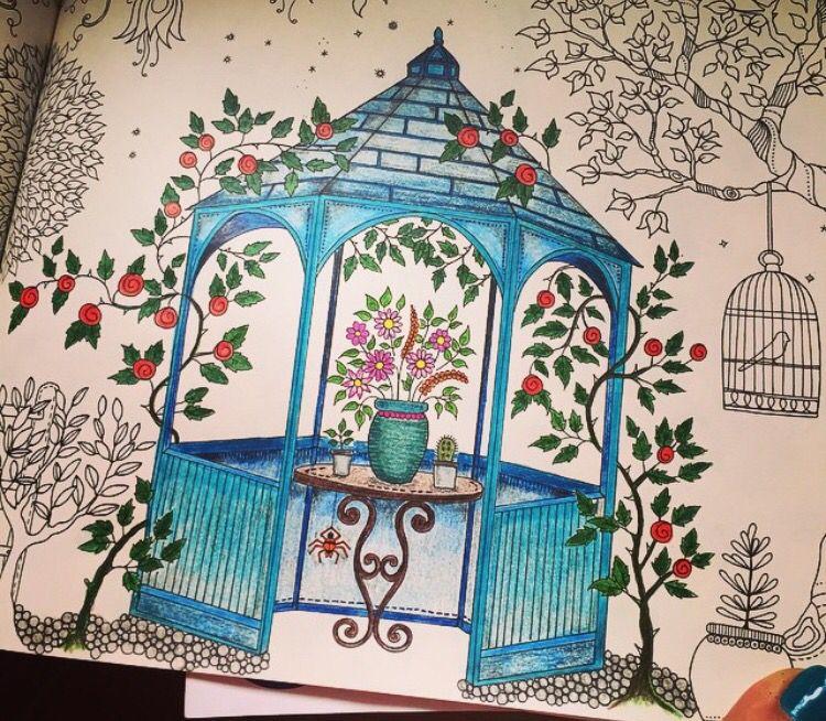 Jardim secreto by Maria Fernanda Melo