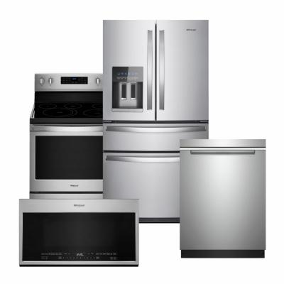 Save With Our Whirlpool Stainless Steel Package At The Home Depot We Have The Best Prices Kitchen Appliance Packages Kitchen Appliance Set Kitchen Appliances