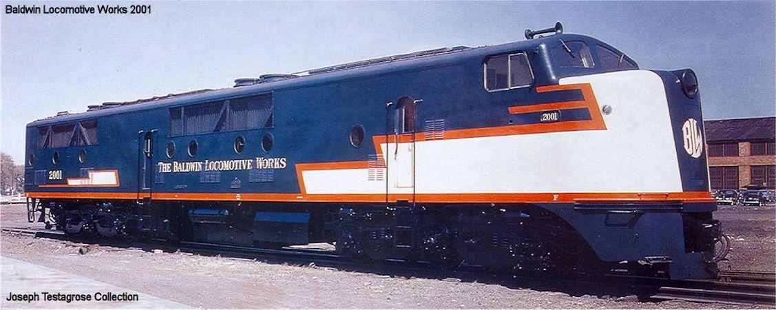 0-6-6-0 1000/2 DE)  Demo built by Baldwin in 1945 and sold