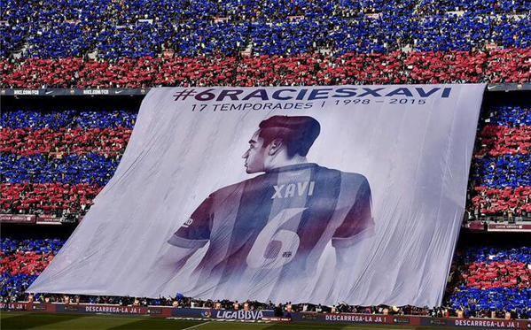 Día de despedidas. Ya vimos cómo dijeron adiós a Klopp, ahora el mensaje del Barcelona a XAVI