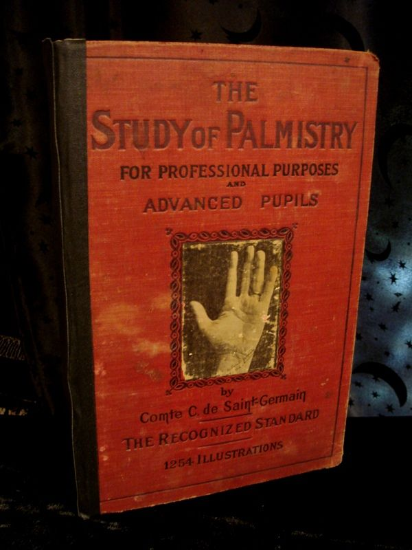 Rare Palmistry Book, c  1900 by William H  Lee | Books Worth