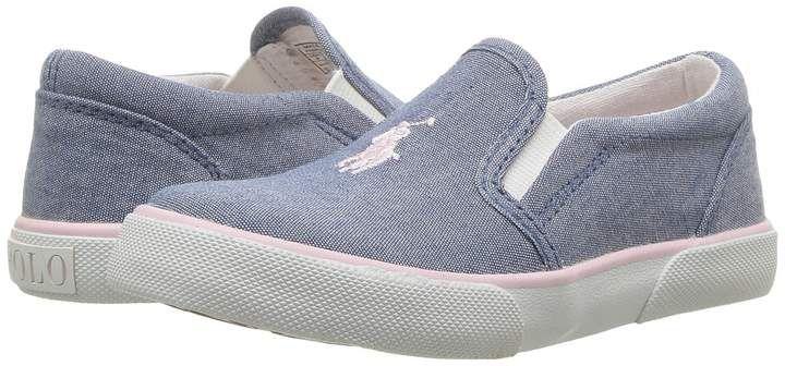 Polo Ralph Lauren Kids Bal Harbour Ii Sneaker