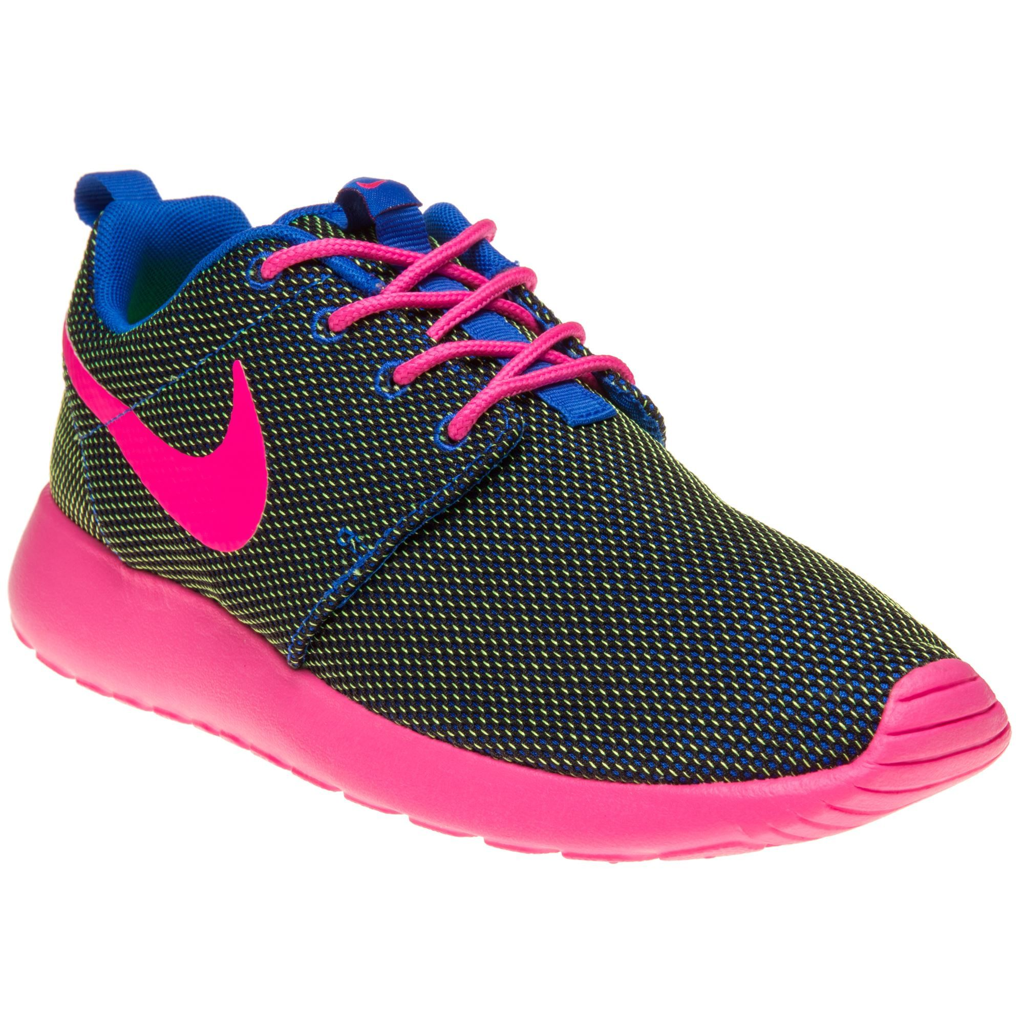 official photos be7d1 27454 Nike Roshe Run Trainers for women