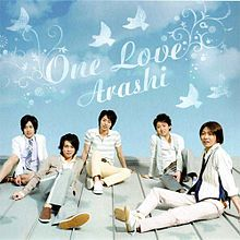 one love arashi song first love music covers one
