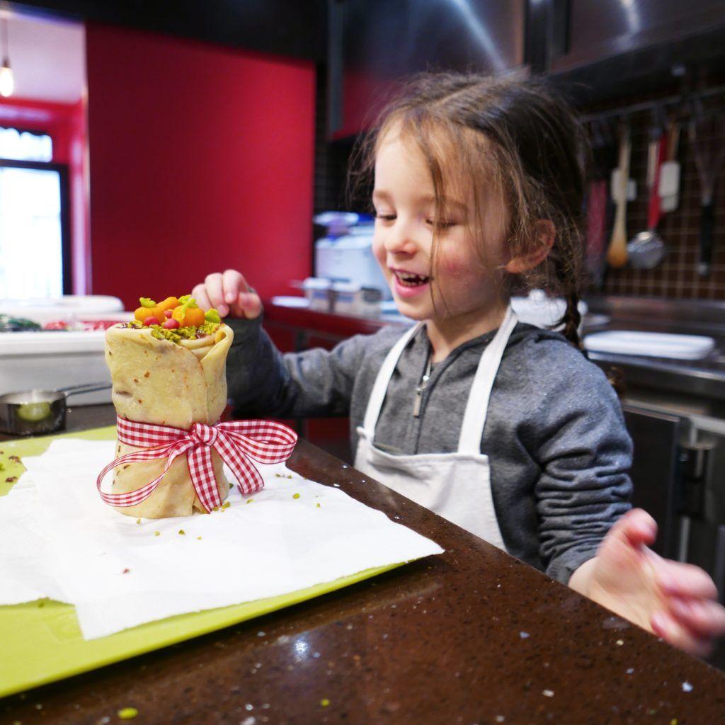 Chez bogato est l 39 endroit id al pour un cours de cuisine - Cours de cuisine enfant ...