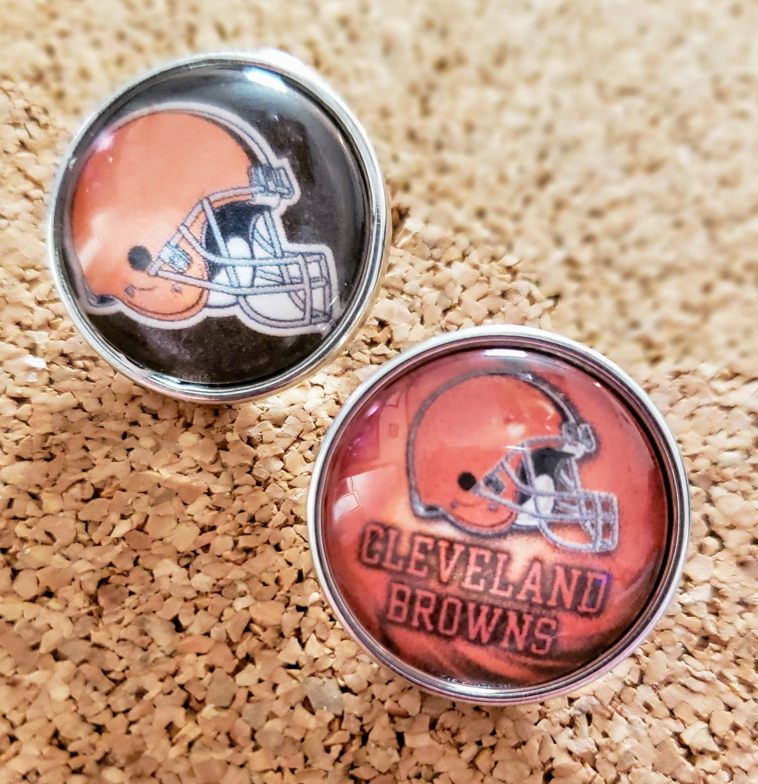 NFL Charms - Cleveland Browns Charms - Cleveland Browns