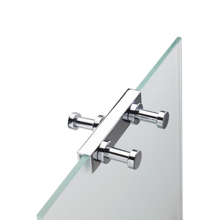 Towel Hooks For Shower Door With Images Shower Doors Glass