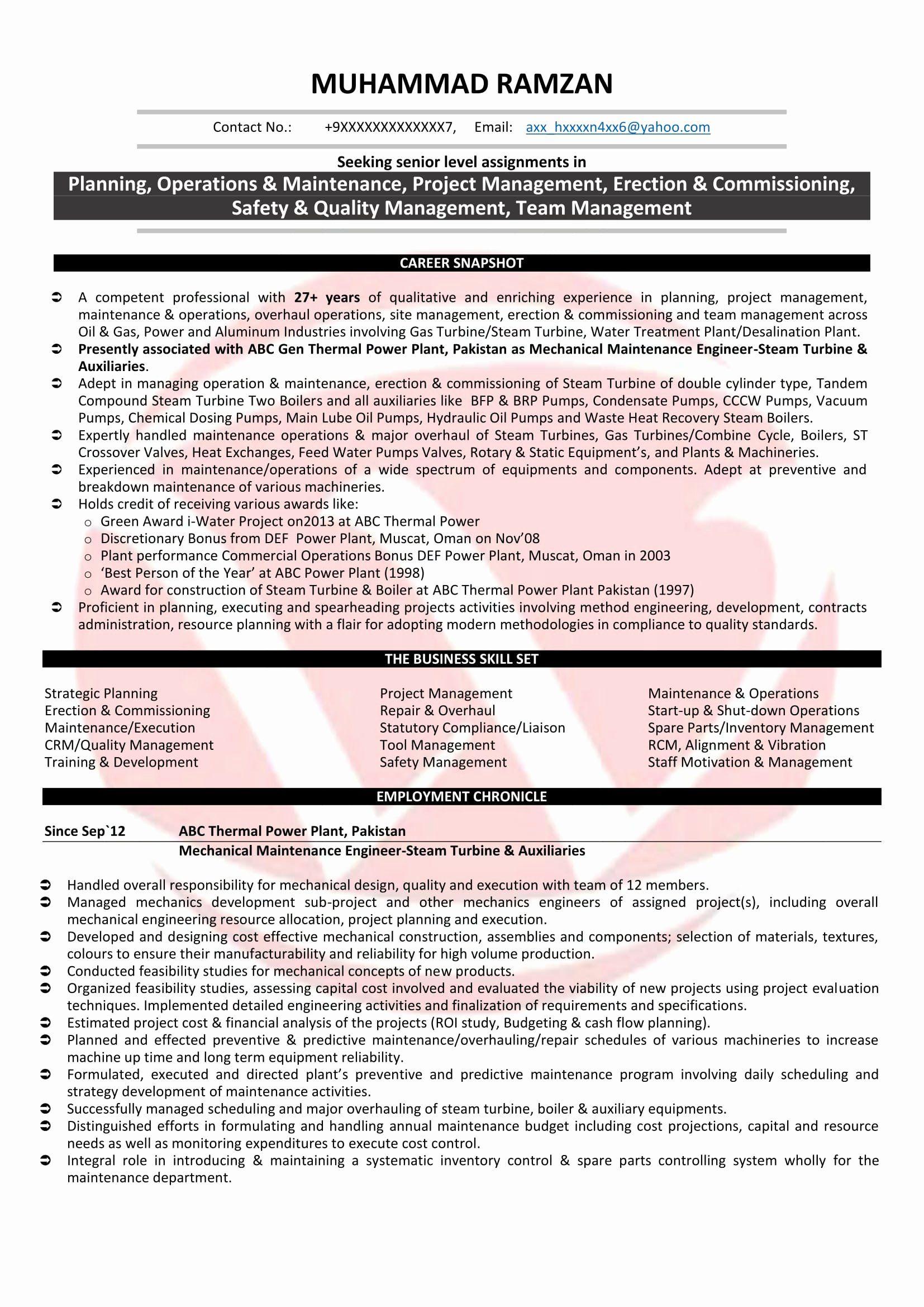 Mechanical Engineer Resume Sample Elegant Mechanical Engineer Sample Resumes Download Mechanical Engineer Resume Mechanical Engineering Sample Resume Templates