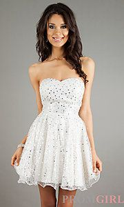 I think short dresses like these would go well with cowgirl boots :)