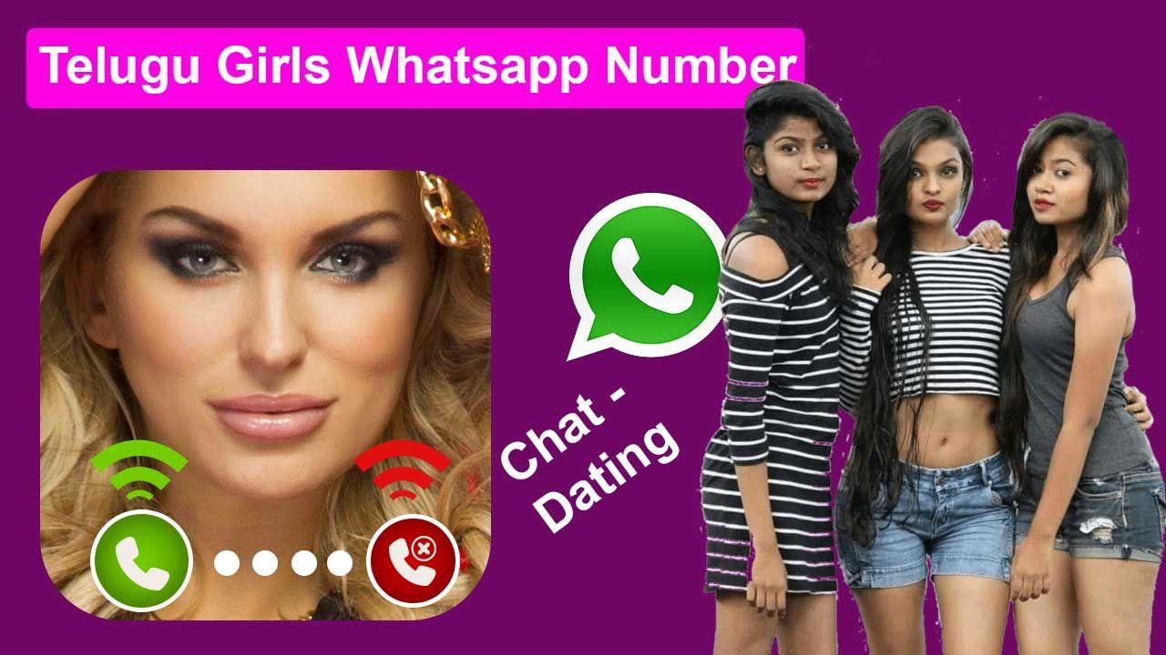 Telugu Girls Whatsapp Number in 2020 Girl number for