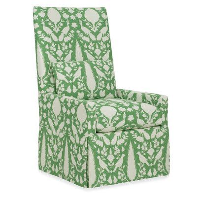CR Laine Hollis Side Chair Color: