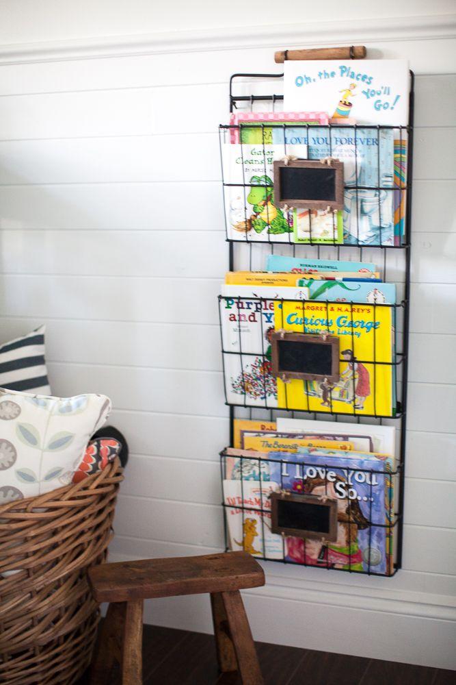 Library For Kids Room Shelves