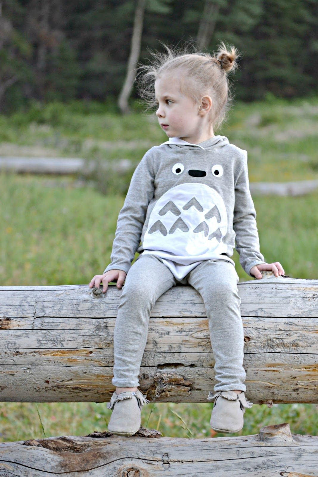 Totoro harem coverall | Sewing for Baby | Pinterest | Glücklich und ...