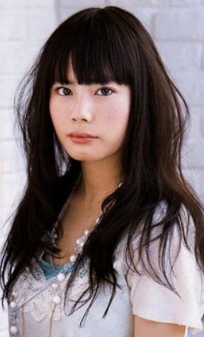 Hairstyles For Long Asian Hair : Asian hairstyles straight with bangs style for