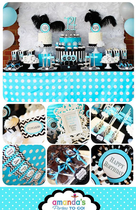 Teen birthday favors