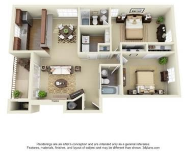 2x2 Beds 2 Baths 2 Size 1 023 Sq Ft House Layouts Sims House House Floor Plans