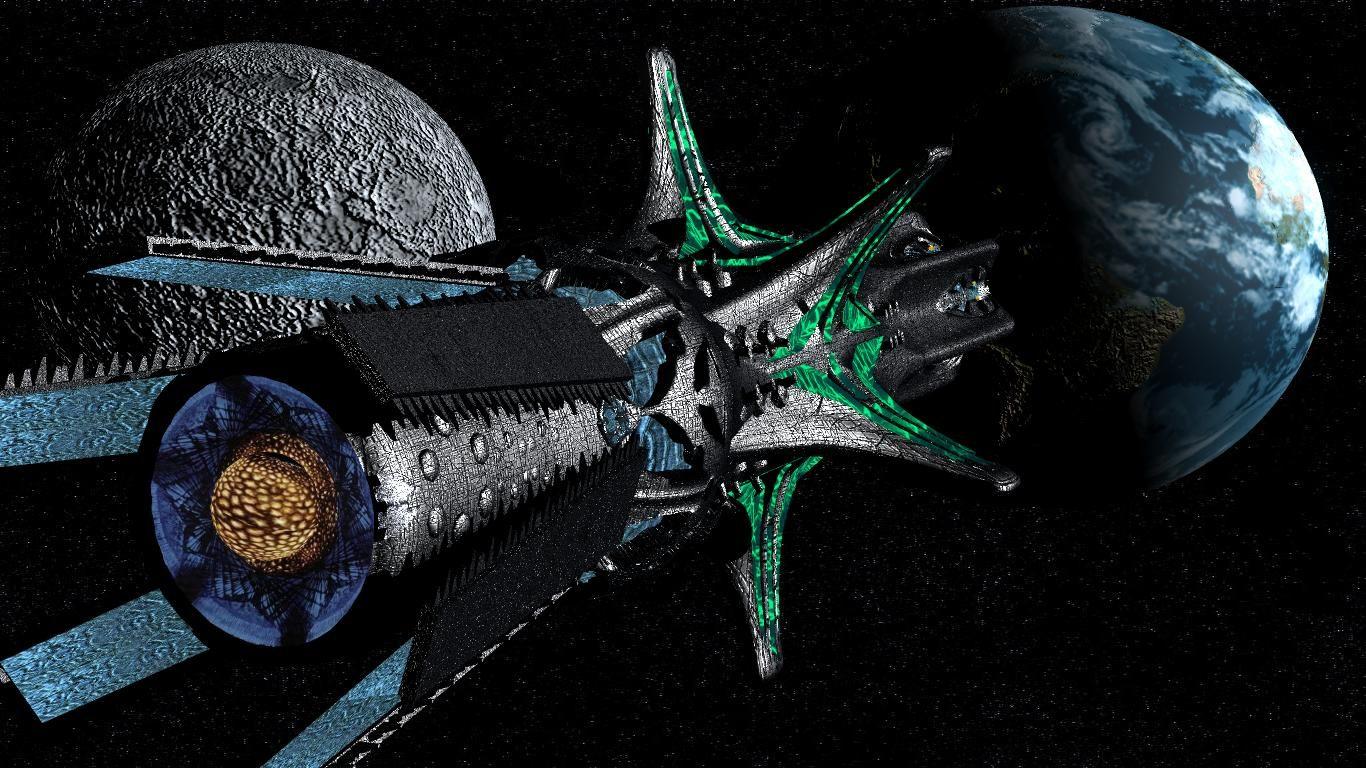 V'ger approaching Earth   Star trek v, Star trek art, Star trek starships