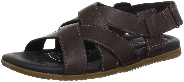 Homme Clarks Sandales Way Et Chaussures Sacs Worthy BUURtw1q