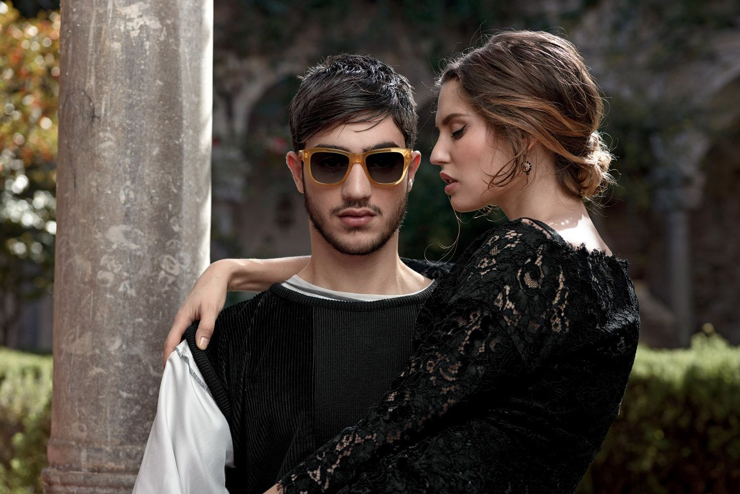 Dolce & Gabbana Eyewear Advertising Campaign – Sunglasses and Ophthalmic