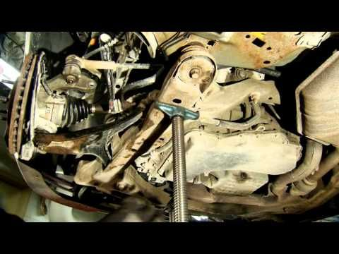 This Is An Installation Of A Monroe Quick Strut Assembly On A 2004 Ford Taurus Ses This Strut Assembly Is Designed To Be A Installation The Struts Taurus
