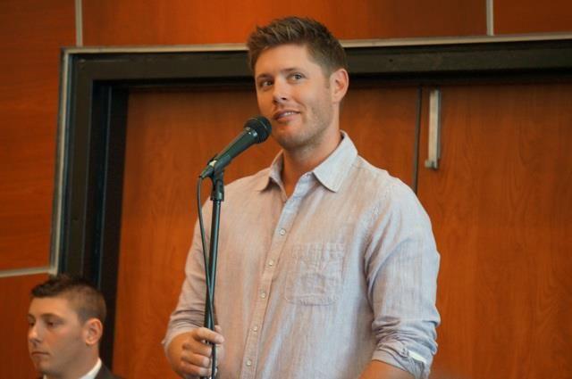 Jensen Ackles at VanCon 2012
