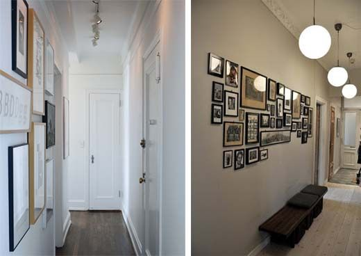 Delightful Ideas And Inspiration To Assist You With Your Selection Of Lighting For  Your Hallway Design. Langer FlurFlur WändeFlure FlurbeleuchtungKüchenbeleuchtungDeko ...