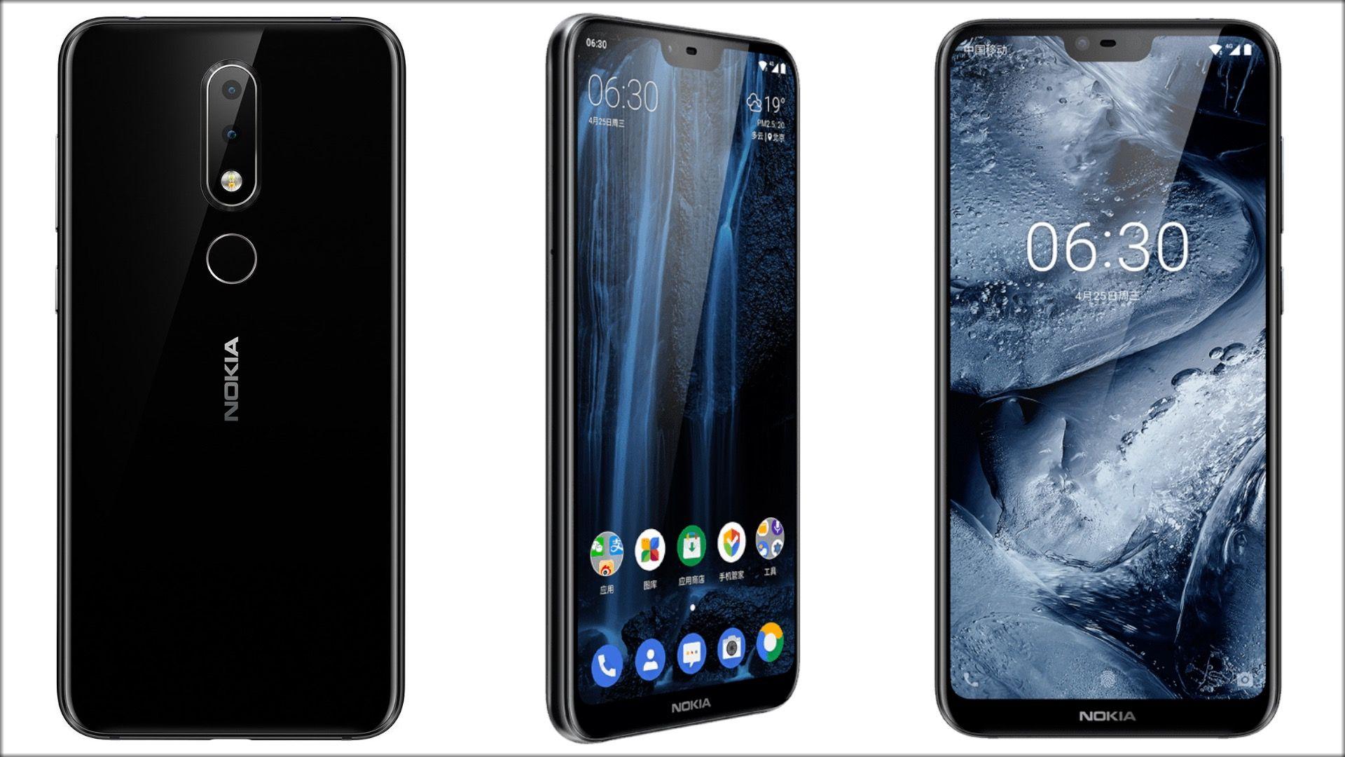 Nokia 6.1 Plus Global Variant Of Nokia X6 Smartphone