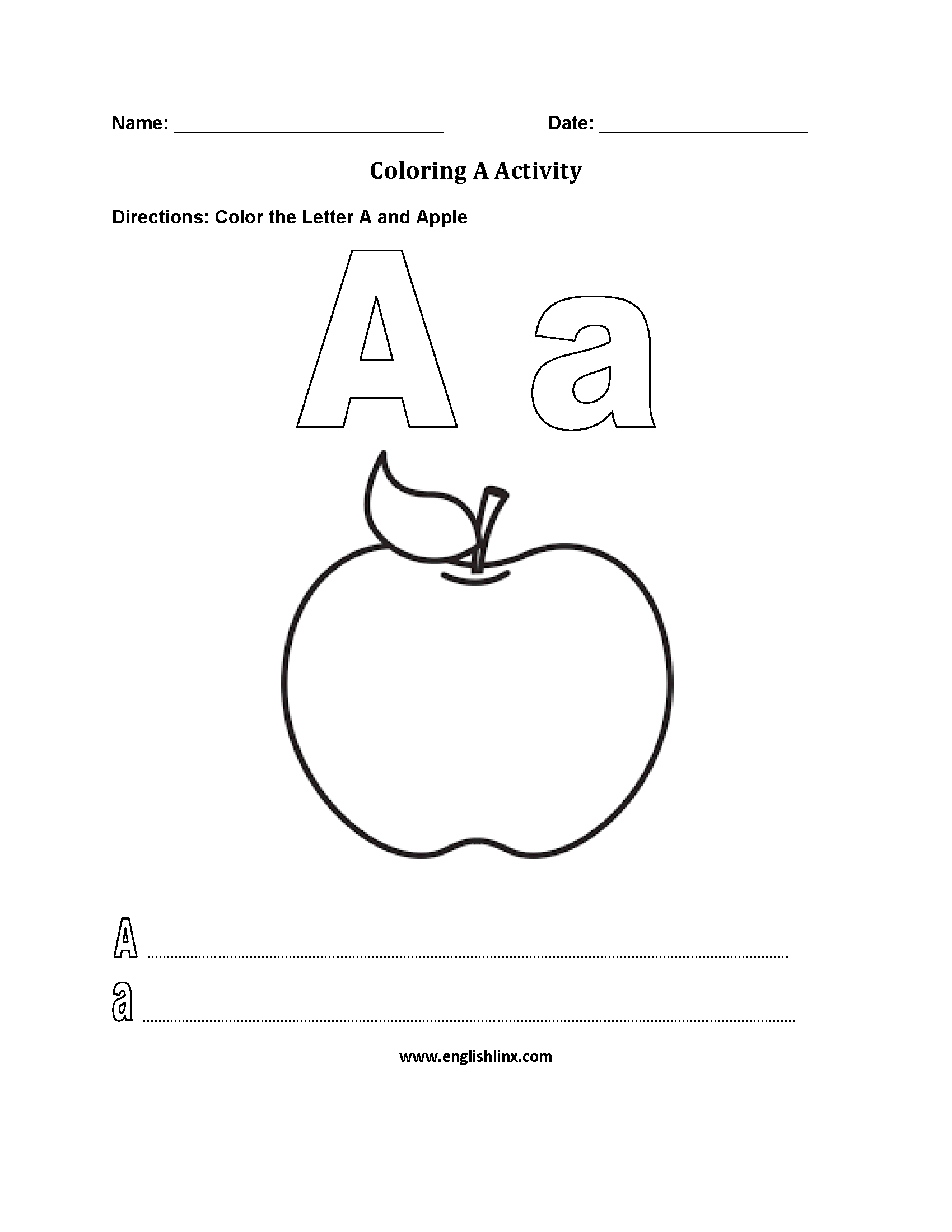letter p worksheets alphabet coloring pages worksheets englishlinx board 44293