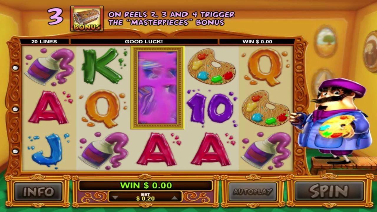Pablo Picasslot slot game wukong88 Games, Online casino
