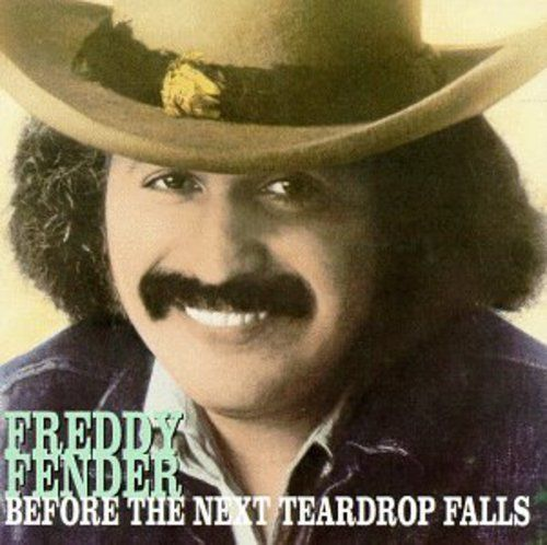 Freddy Fender Before The Next Teardrop Falls New Cd Texans