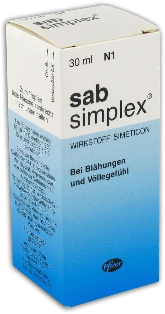 Sab Simplex Drops 30ml Original Anti Colic Drops Fast Relief