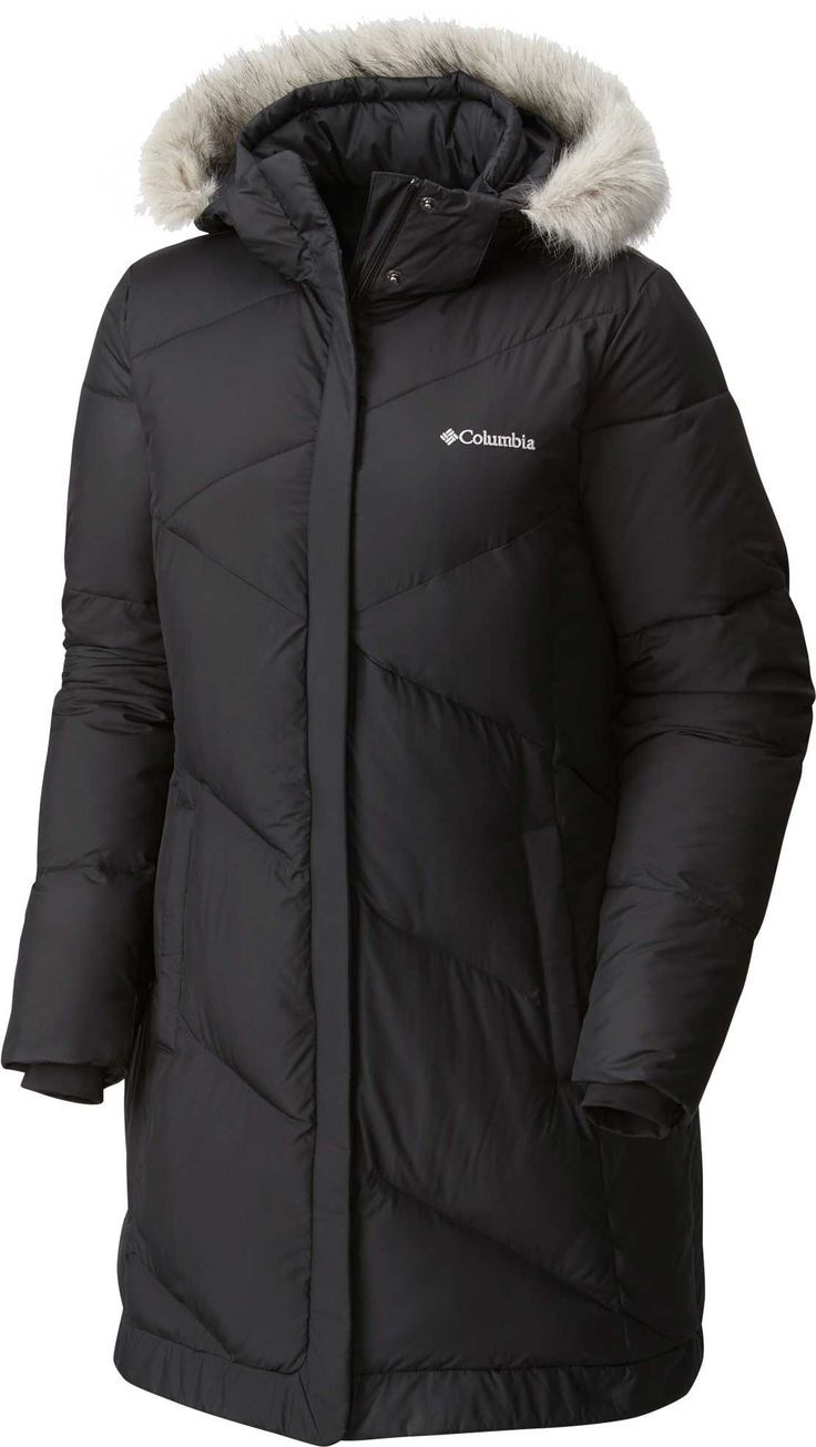 Columbia Frauen, Plus-Size Snow Eclipse Mid Insulated ...