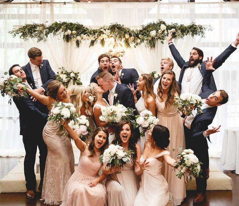 Cool Wedding Pics Ideas: 15 Unique Wedding Backdrop Ideas