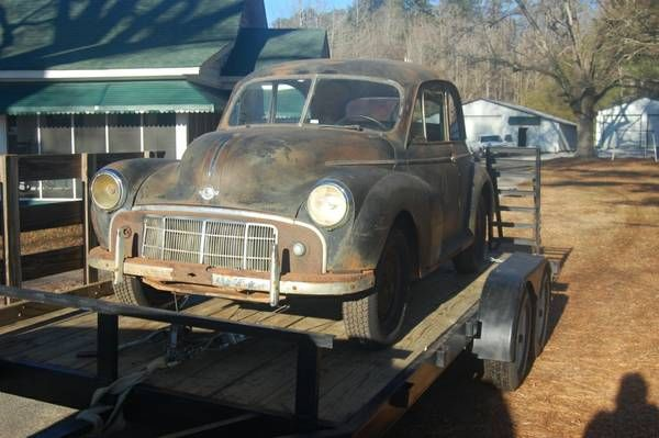 1951 Morris Minor Project Low Miles Solid Body 2000 Cumming