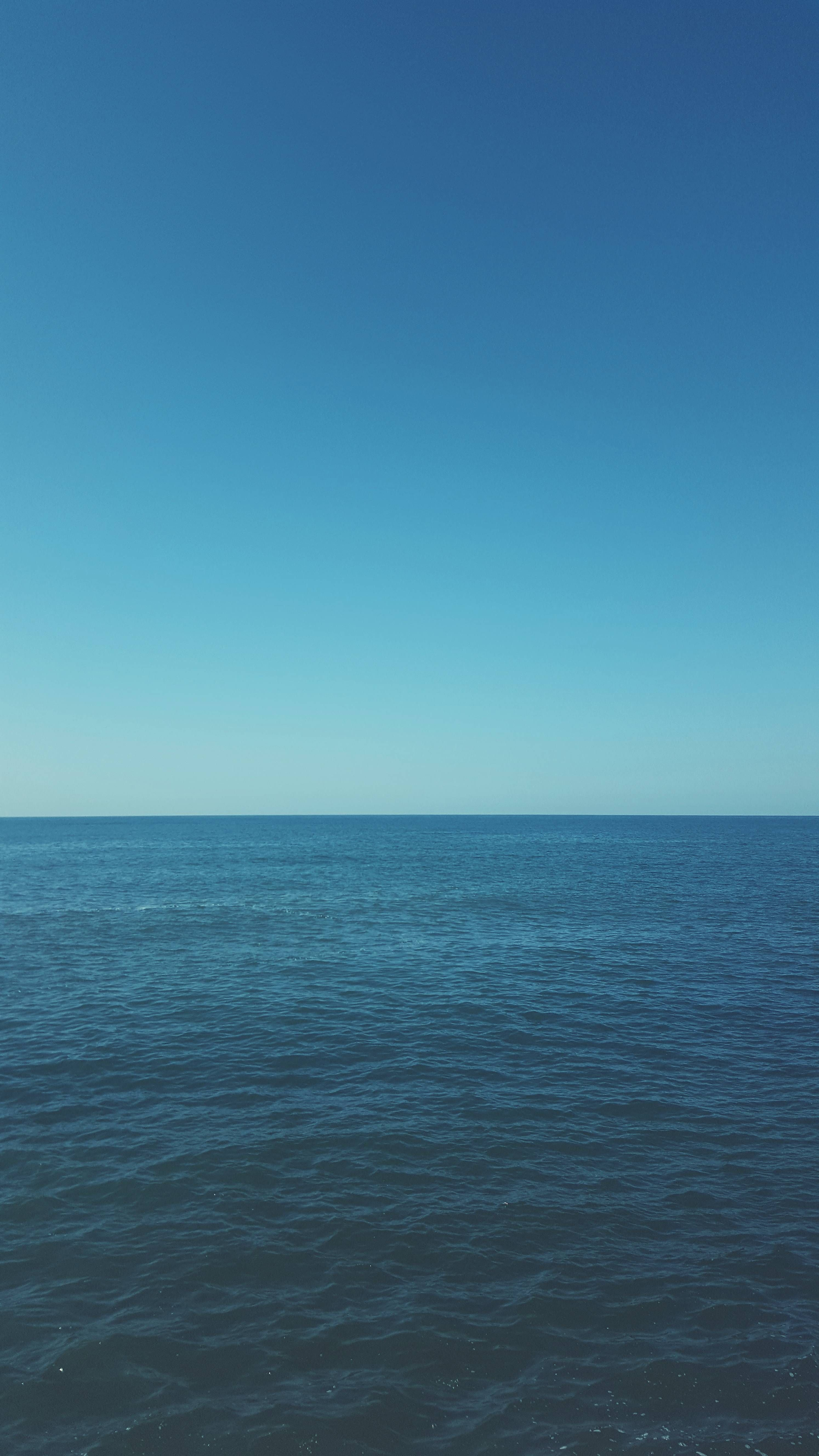 Itap Of The Sky The Ocean And The Horizon Photography Via R Itookapicture By A Simple Human Landscape Background Sky Ocean