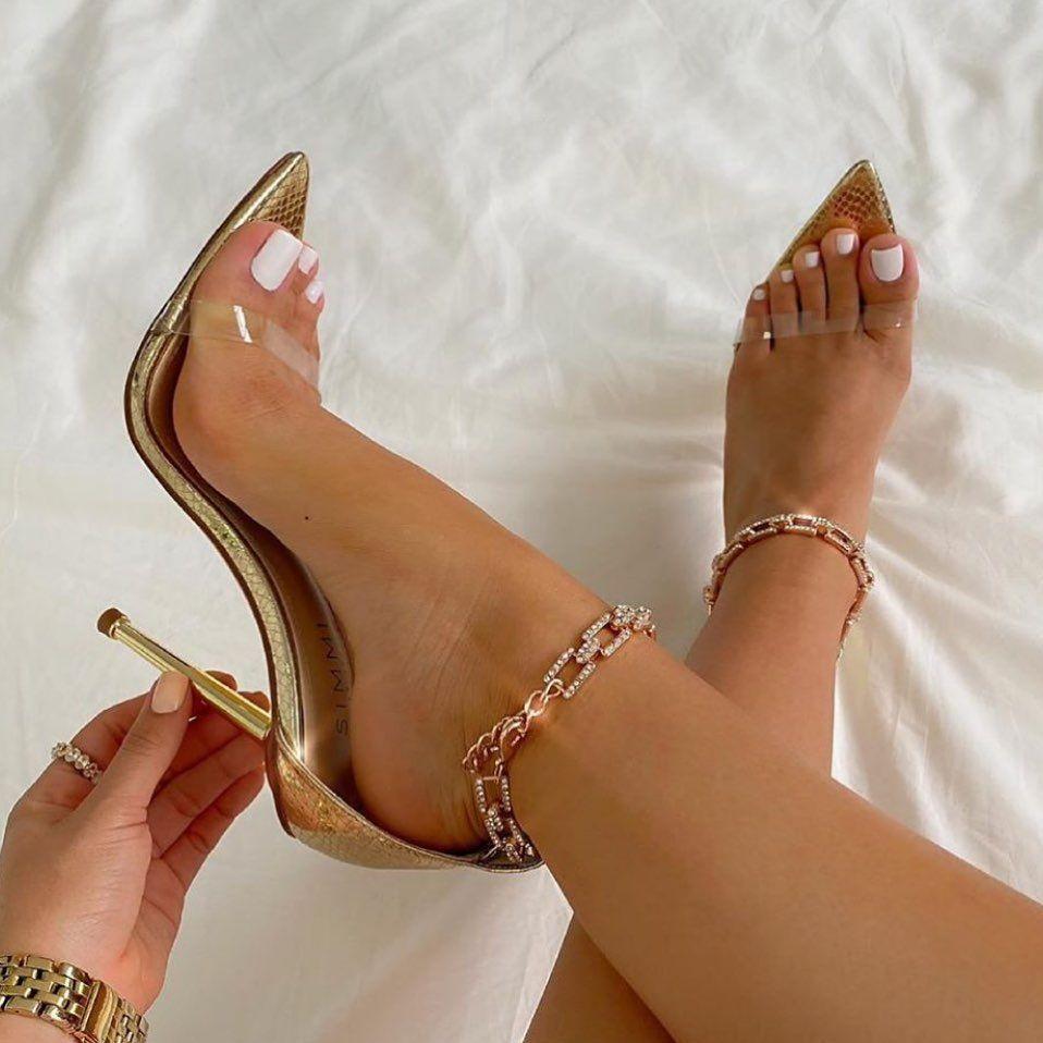 dm high heels