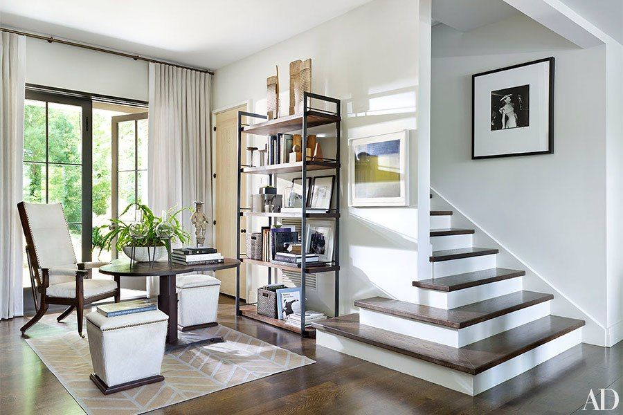 Tour Ray Booth and John Shea\'s Grand Hilltop Home in Nashville ...