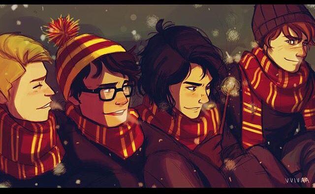 Marauders Harry Potter Fan Art Harry Potter Universal Harry Potter Art