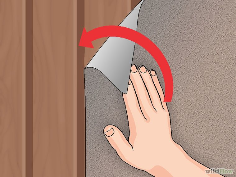 Image Led Cover Wood Paneling Step 15