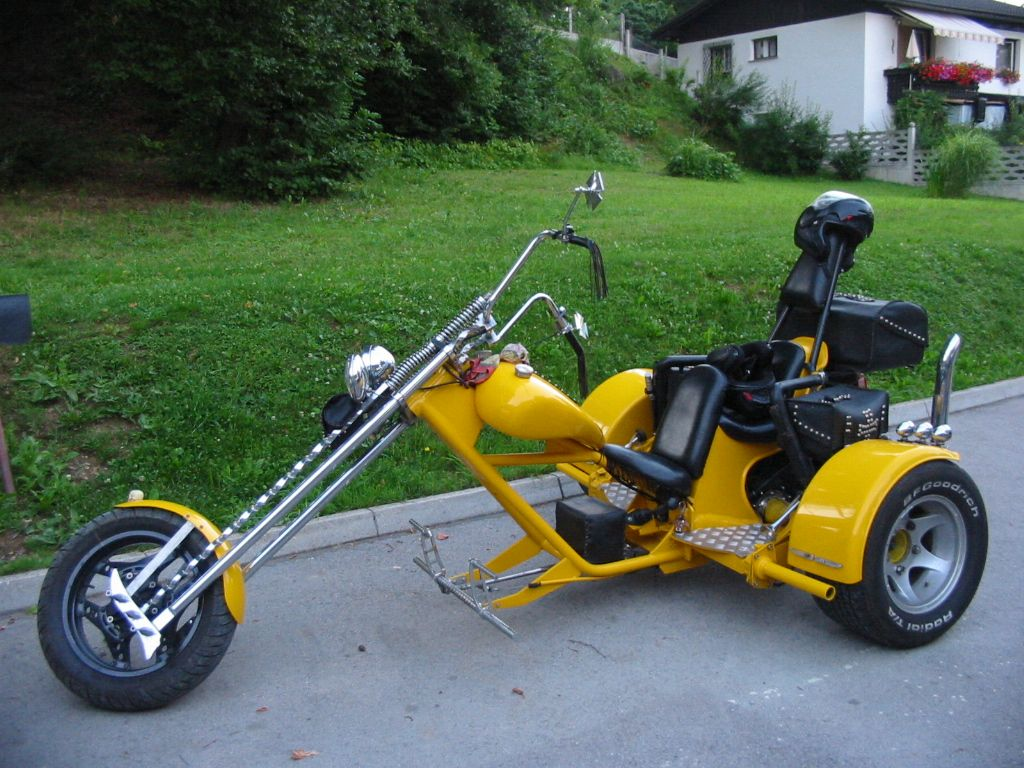 Sweet Ride Custom trikes, Trike motorcycle, Vw trike