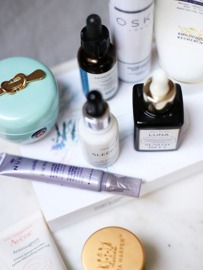 A Derm Approved Nighttime Skincare Routine For Every Skin Type And Budget In 2020 Nighttime Skincare Night Time Skin Care Routine Dry Skin Routine